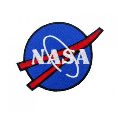 Nasa Patches Arma Peç Kot Yaması