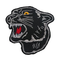 Panter Black Panther Patches Arma Peç Kot Yaması