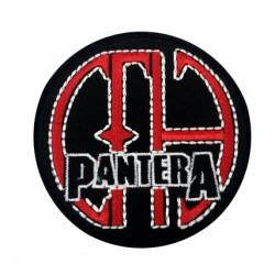 Pantera Rock Metal Patches Arma Peç Kot Yaması
