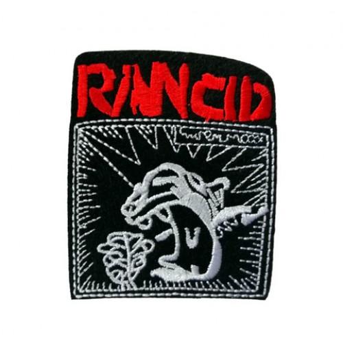Rancid Rock Metal Patches Arma Peç Kot Yaması 1