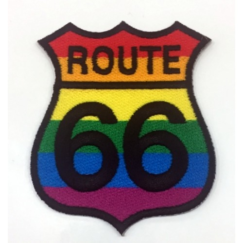 Route 66 Patches Arma Yama 2