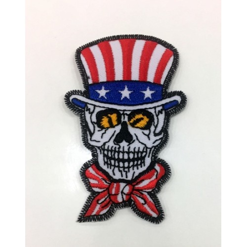 Skull Kurukafa Patches Arma Yama 16