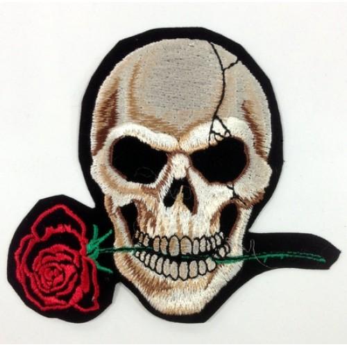 Skull Kurukafa Patches Arma Peç Kot Yaması 14