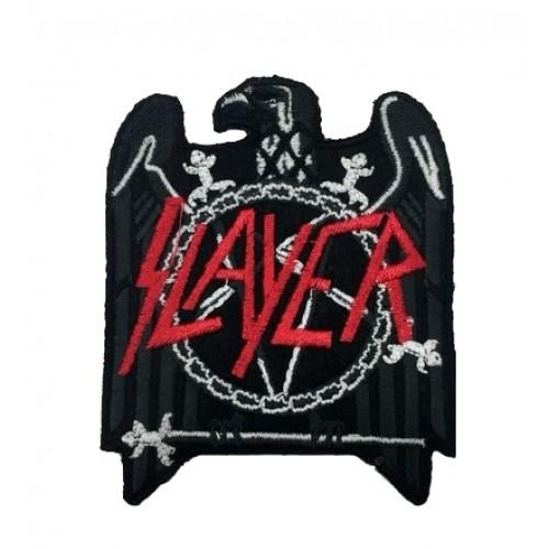 Slayer Rock Metal Patches Arma Peç Kot Yaması 1