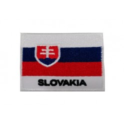 Slovakya Bayraklı Patches Arma Peç Kot Yaması