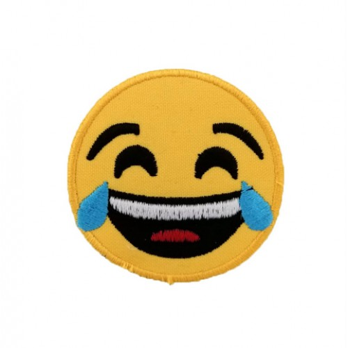 Smileyface Gülenyüz Patches Arma Yama 1