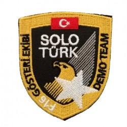 Solo Türk Patches Arma Peç Kot Yaması
