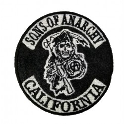 Sons Of Anarchy Film Patches Arma Peç Kot Yaması  2