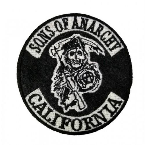 Sons Of Anarchy Film Patches Arma Peç Kot Yaması  2