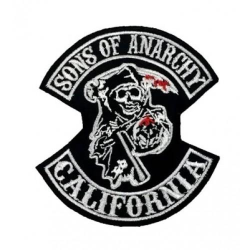 Sons Of Anarchy Film Patches Arma Peç Kot Yaması 1