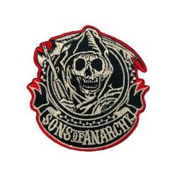 Sons Of Anarchy Film Patches Arma Peç Kot Yaması