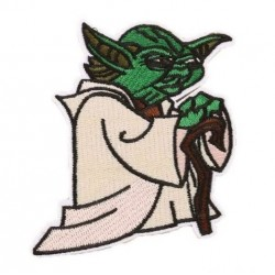Star Wars Yoda Film Patches Arma Peç Kot Yaması