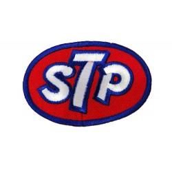 STP Motor Oil Motorcu Patches Arma Peç Kot Yaması