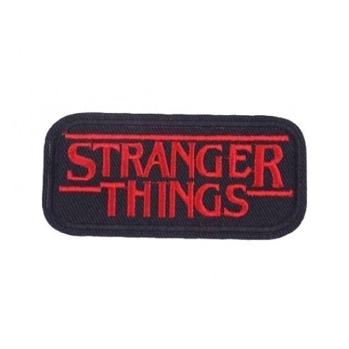 Stranger Things Film Patches Arma Peç Kot Yaması