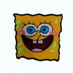 Sünger Bob Spongebob Patches Arma Peç Kot Yaması