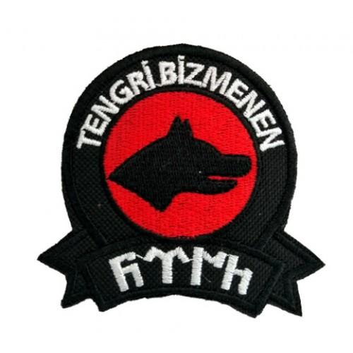 Tengri Bizmenen Patches Arma Peç Kot Yaması