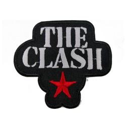 The Clash Rock Metal Patches Arma Peç Kot Yaması
