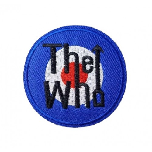 The Who Rock Metal Patches Arma Peç Kot Yaması