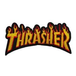 Thrasher Patches Arma Peç Kot Yaması