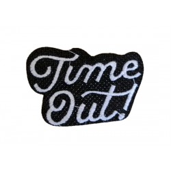 Time Out Patches Arma Peç Kot Yaması