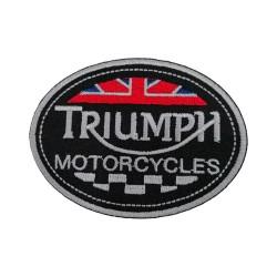 Triumph Motorcu Patches Arma Peç Kot Yaması