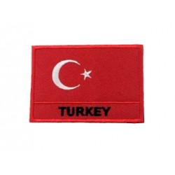 Türkiye Turkey Bayrak Patches Arma Yama Peç 6