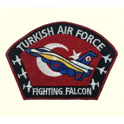 Turkish Air Force Patches Arma Yama
