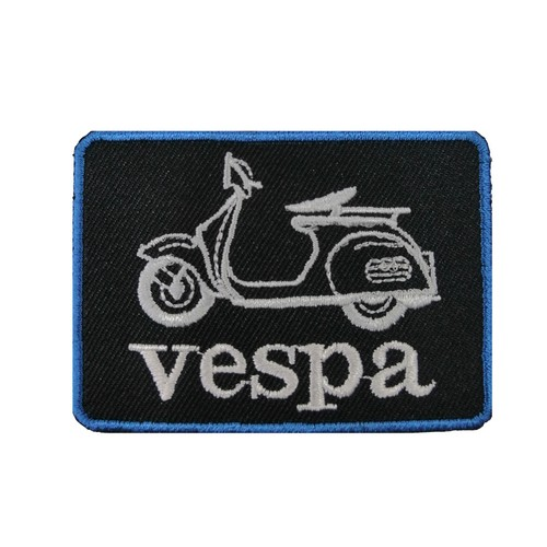 Vespa Motor Patches Arma Peç Kot Yaması
