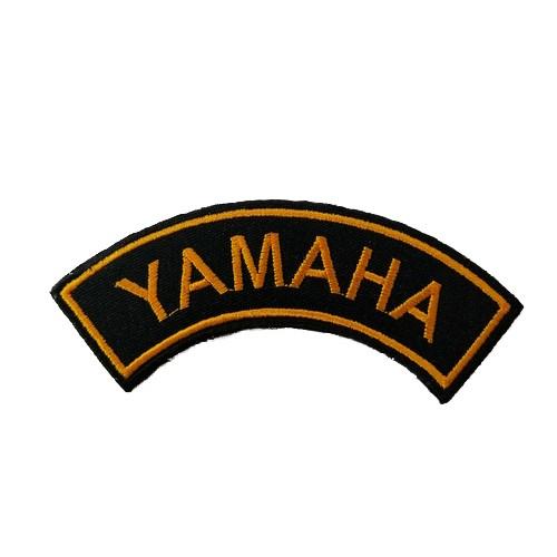 Yamaha Motorcu Patches Arma Peç Kot Yaması 5