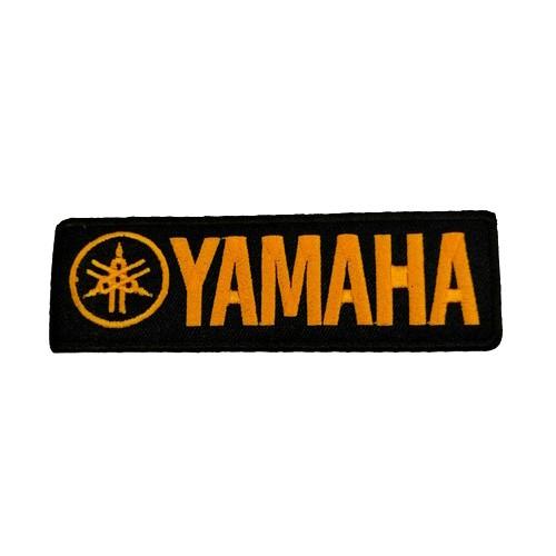 Yamaha Motorcu Patches Arma Peç Kot Yaması 1
