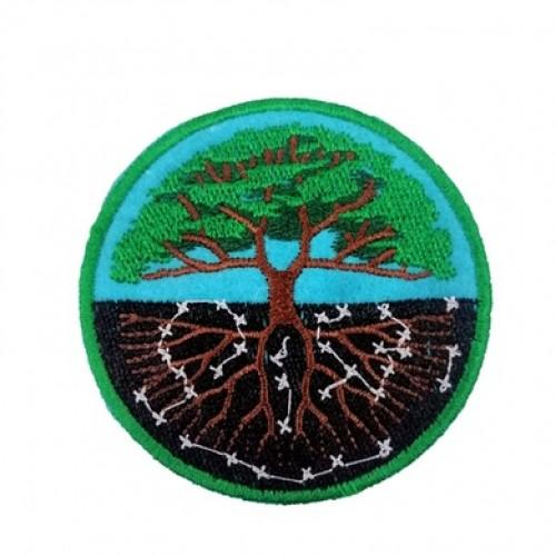 Yaşam Ağacı Life Tree Patches Arma Peç Kot Yaması