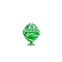 Yeşil Canavar Green Monster Patches Arma Peç Kot Yaması