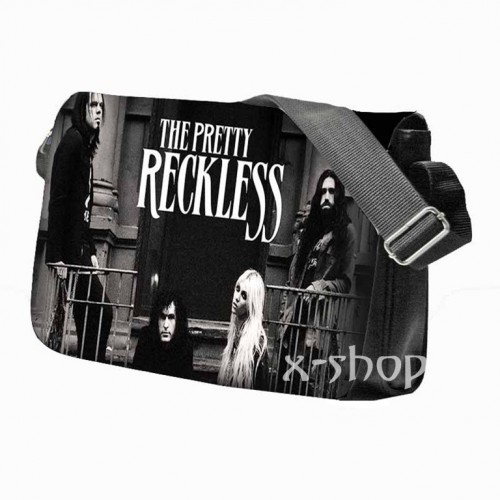The Pretty Reckless Postacı Çantası