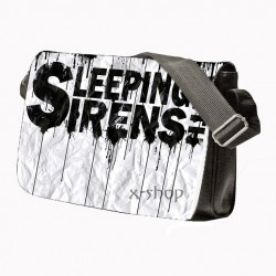 Sleeping With Sirens Postacı Çanta