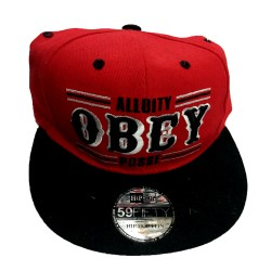 OBEY SNAPBACK CAP