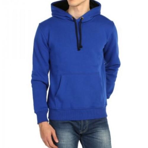 Mavi Kapşonlu