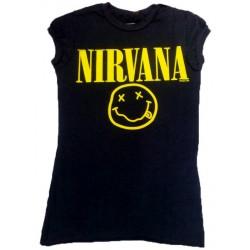 Nirvana Bayan Tişört