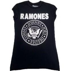 Ramones Bayan Tişört