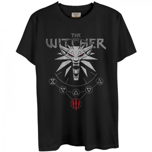 The Witcher Tişört